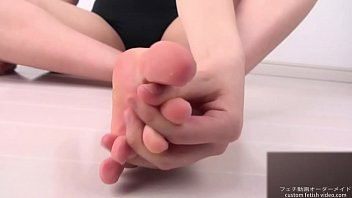 Feet, Armpit, Armpits, Breath, Japan feet, Japan handjob