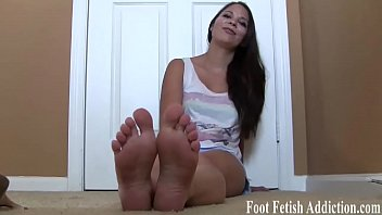 Footjob, Feet, Sock, Socks, Foot job, Foot femdom