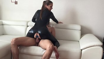 Latex, Anal toy, Czech anal, Latex fetish, Latex sex, Latex anal