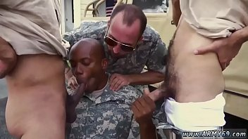 Army, First anal, Porn anal