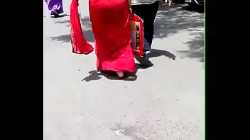 Saree, Aunty, Ml, Walk, Hot aunty, Aunty ass