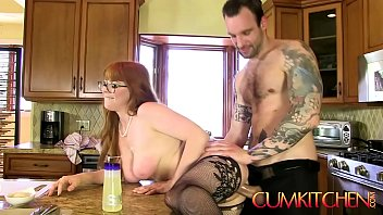 Kitchen, Cook, Kitchen sex, Ginger, Cooking, Penny pax