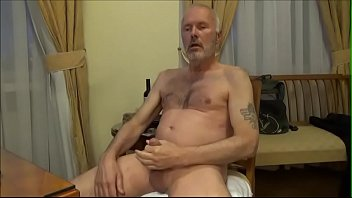 Pee, Grandpa, Ejaculation, Old grandpa, Prostitution, Old cock