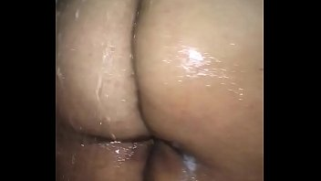 Water, Bbw booty, Bbw shower, Ass spreading, Interracial bbw, Ass spread