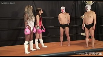 Japanese femdom, Japanese slave, Japanese facesitting, Facesitting, Trample, Ballbusting