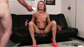 Handjob cum, Wicked, Face pov, Face pov facial