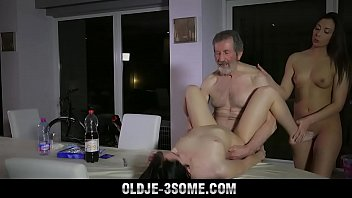 Fake, Old young, Swapping, Cum swallow, Fake tits, Swallow cum