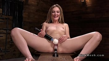Dildo ride, Squirt solo, Machines, Stocking squirt, Object, Machine squirt