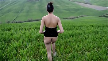 Indian, Indian hd, Indian girlfriend, Indian dance, Walk, Outdoor flash