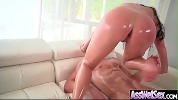 Angela white, Huge, Huge butt, Angela, Oiled ass, Deep fuck
