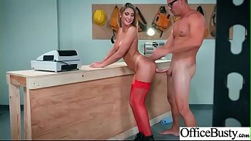 Office, August ames, With, Office girl, Big girls, Ames