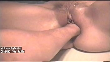 Huge cum, Vintage boobs, Big fisting, Fisting toy