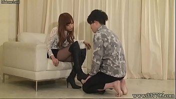 Japanese femdom, Japanese foot, Japanese bdsm, Boots, Japanese facesitting, Japanese slave