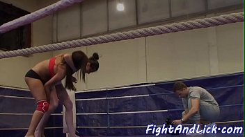 Wrestling, Catfight, Licking pussy, Sexfight, Lesbian catfight, Lesbian sexfight