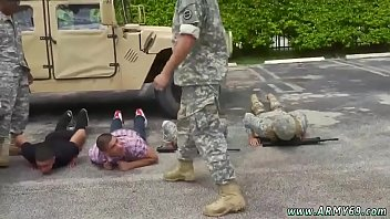 Army gay, Gay punish, First black cock