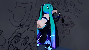 Animation, Gloryhole, Animations, Hatsune