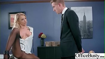 Officer, Alix, Office girl, Boobs big, Alix lynx, Office big