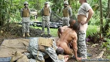 Army, Jungle, Gay army, Plumbing, Outdoor gay, Gay military
