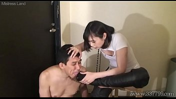 Japanese femdom, Japanese foot, Boots, Asian foot, Japanese slave, Foot slave