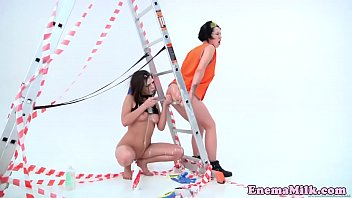 Milk, Enema, Squirting, Milking, Lesbian milk, Enemas