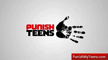 Bdsm, Rough, Spanking teen, Spank teen, Punishing, Spank punish