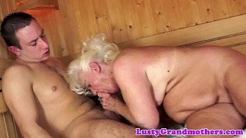 Granny, Spa, Saggy, Grandmother, Old granny, Mature granny