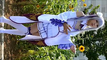 Cosplay, Japaness, Zero, Asian cosplay, Re zero, 52
