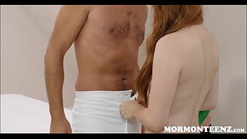 Mormon, Young sister, Pale, Big sister, Red head, Fuck sister