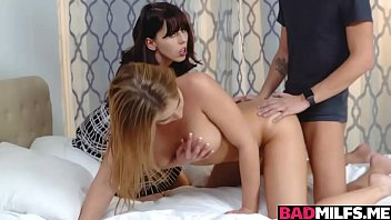 Blair, Amber, Gf mom, Mom bang, Mom and teen, Mom and boyfriend