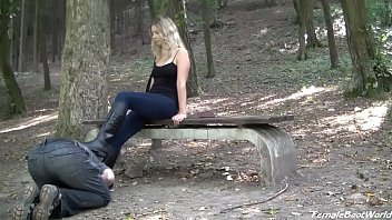 Boots, Boot, Rubber, Sole, Lick boots, Boot femdom