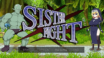 Japanese sister, Japanese cosplay, Japanese game, Fight, Anime hentai, Japan sister