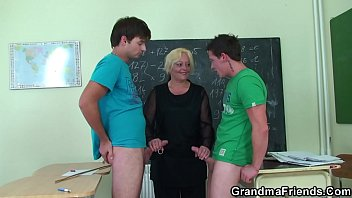 Mom boy, Granny boy, Old teacher, Boy mom, Old mature, Grannie