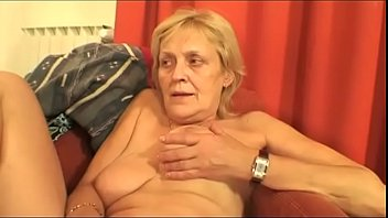 Grandma, Family, Old daddy, Old granny, Real family, Granny blowjob