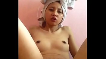 Malay, Indonesian, Muslims, Hijabs, Towel, Malay fuck