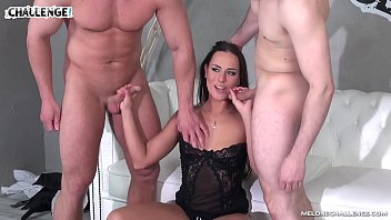 Double anal, Extreme anal, Two, Czech casting, Anal casting, Reality show