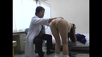 Japanese doctor, Japanese school, Japanese group, Japanese schoolgirl, Subtitles, Doctor japanese