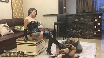 Chinese femdom, China, Chinese foot, Chinese slave, Foot slave, Asian foot