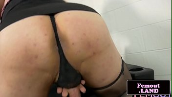 Tranny, Femboy, Chubby solo, Chubby dildo, Transit, Chubby shemale