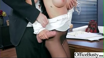 Alix, Office fuck, Busty slut, Alix lynx, Big boobs office, Office slut