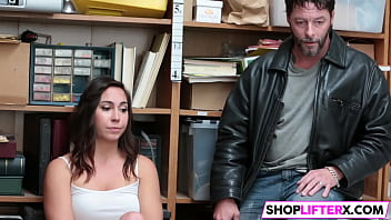 Shoplift, Shopping, Punished, Teen thief, Teen punish, Shop lifter