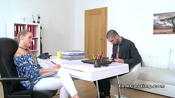 Agent, Female agent, Czech casting, Casting couch, Audition, Female casting