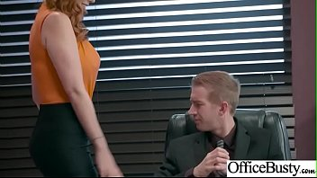 Lauren, Lauren phillips, Naughty office, Round tits