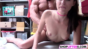 Punishment, Shopping, Shoplifting, Mind, Shop lifter, Office blowjob