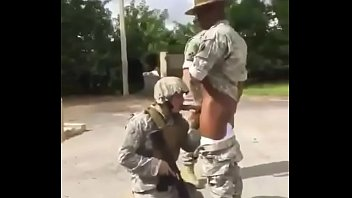 Soldier, Gay big, Soldiers, Army gay, Cock black, Deepthroat bbc