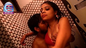 Film, Indian aunty, Romantic, Saree, Bhabi, Desi aunty