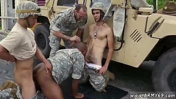 Uniform, Going black, Army gay, Gay punish, Go black, Punish gay