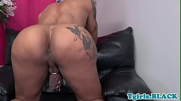 Black shemale, Black tranny, Ebony shemale, Ebony masturbate, Solo shemale ass, Solo black
