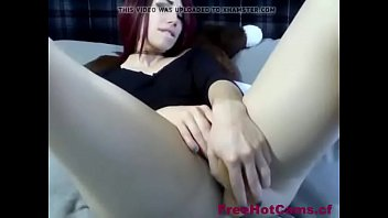 Cf, Solo hd, Dirty talking, Hairy dildo, Hairy redhead, Hairy pussy solo